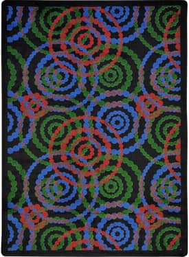 Joy Carpets Whimsy Dottie Rug