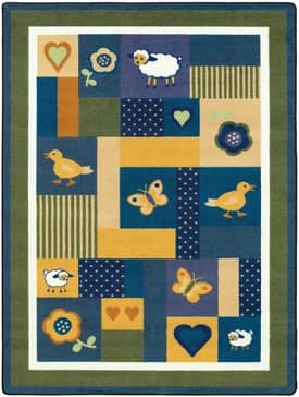 Joy Carpets Just For Kids Baby Love Rug