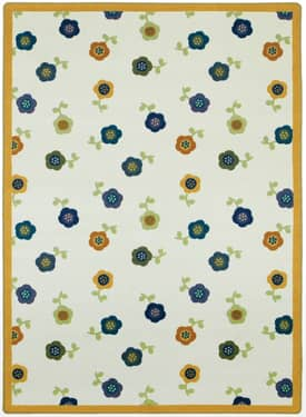 Joy Carpets Just For Kids Awesome Blossom Rug