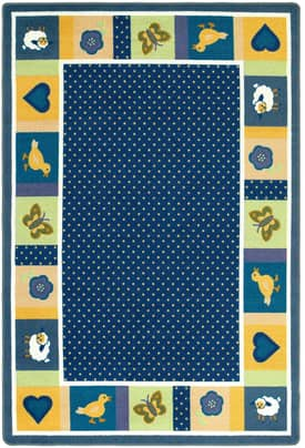 Joy Carpets Just For Kids Seeing Spots Rug
