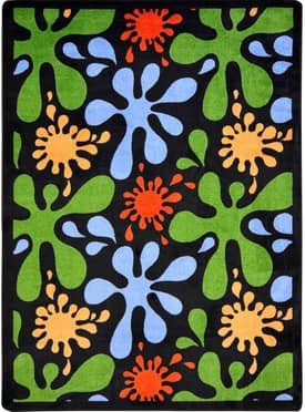 Joy Carpets Whimsy Splat Rug