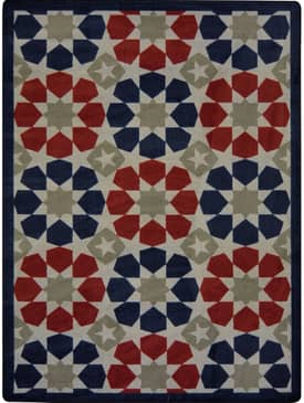 Joy Carpets Whimsy Americana Rug