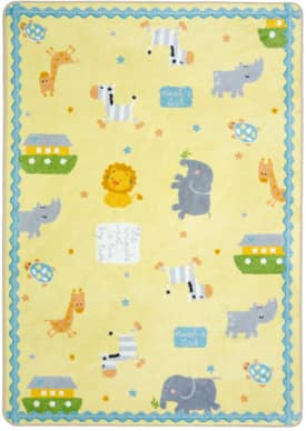 Joy Carpets Just For Kids Simply Noah Rug