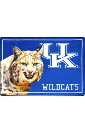 Joy Carpets Collegiate Mascot Kentucky Rug