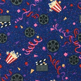 Joy Carpets Games People Play Cinema Rug