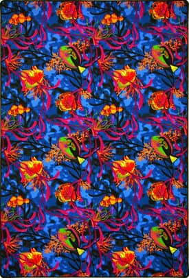Joy Carpets Fluorescent Under the Sea Rug