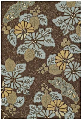 Kaleen Home & Porch Outdoor Morning Glory Rug
