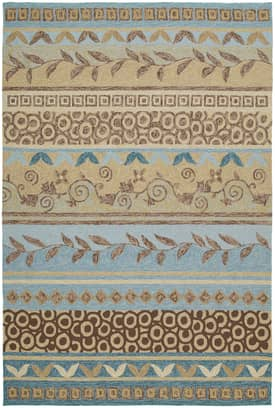 Kaleen Home & Porch Outdoor Idle Hour Rug