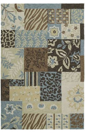 Kaleen Home & Porch Outdoor Frederica Rug