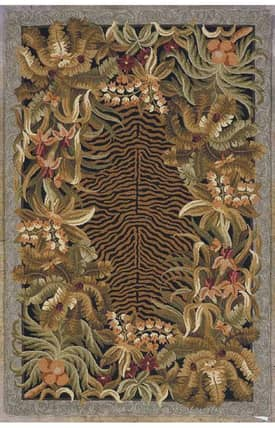 Kas Oriental Colonial Jungle Rug