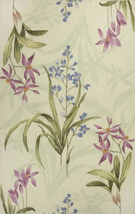 Kas Oriental Colonial Wildflowers Rug