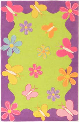 Kas Oriental Kidding Around Springtime Fun Rug