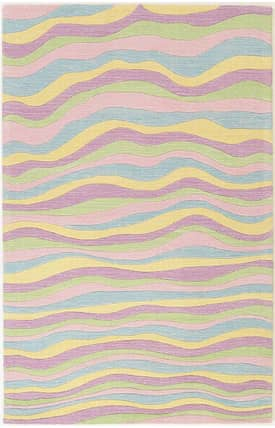 Kas Oriental Kidding Around Waves Rug