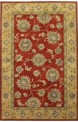 Kas Oriental Safari Allover Kashan Rug