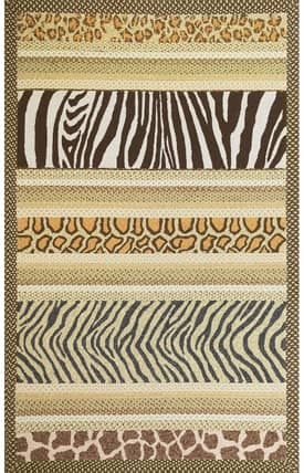 Kas Oriental Fairfax Outdoor Safari Rug