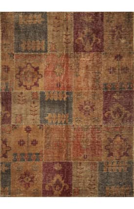 Kas Oriental Cypress Jeweltone Views Rug