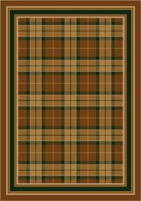 Milliken Milliken Design Center Magee Plaid Rug