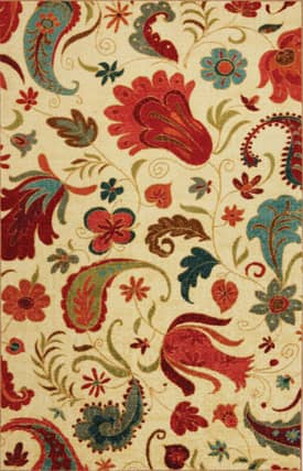 Mohawk Select Strata Tropical Acres Rug