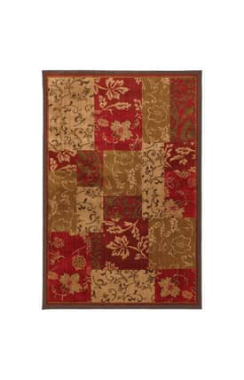American Rug Craftsmen Madison Patchwork Brocade Rug