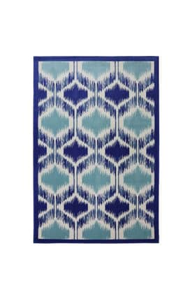 American Rug Craftsmen Panoramic Hummingbird Rug