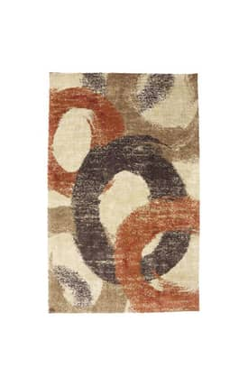 American Rug Craftsmen Shaggy Vibes Pigment Rug