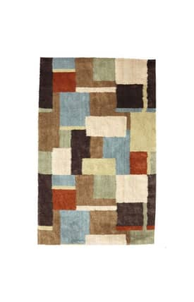 American Rug Craftsmen Shaggy Vibes Underpainting Rug