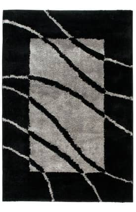 Carolina Weavers Uptown Border Swirl Rug
