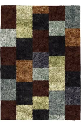 Carolina Weavers Shag-Ra-La Building Blocks Rug