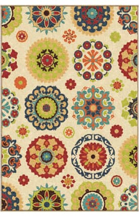 Carolina Weavers Veranda Hubbard Outdoor Rug