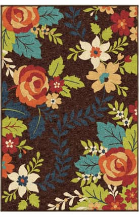Carolina Weavers Veranda Rosey Outdoor Rug