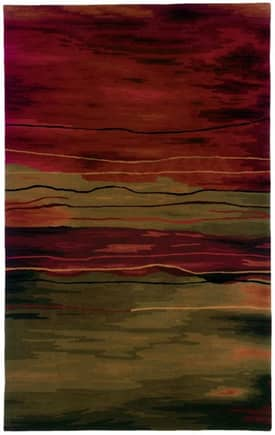 Oriental Weavers Andy Warhol Twilight Rug