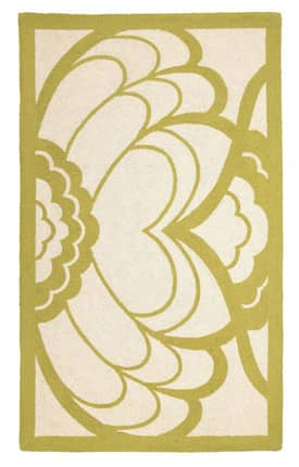 Peking Handicraft, Inc. Trina Turk Deco Floral Rug