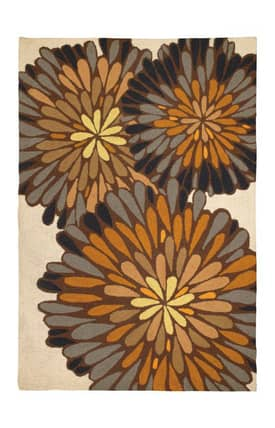 Peking Handicraft, Inc. Valori Wells Bloom Rug