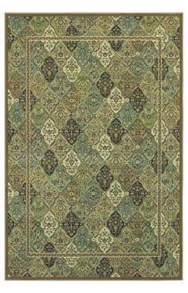 Shaw Woven Expressions Gold Regent Rug