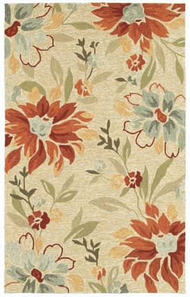 Shaw Garden Craft Beach Garden Rug