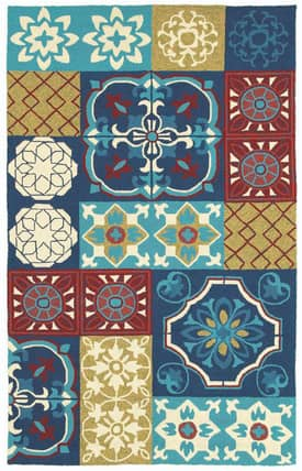 Shaw Garden Craft Tile Of Paradise Rug