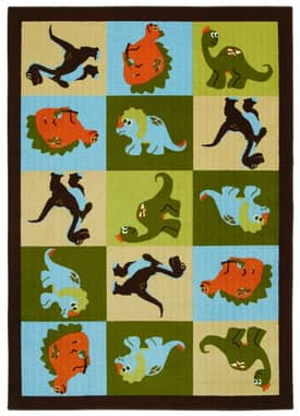 Shaw Kids Dino Dreams Rug