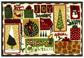 Shaw Holiday Holiday Mix Rug