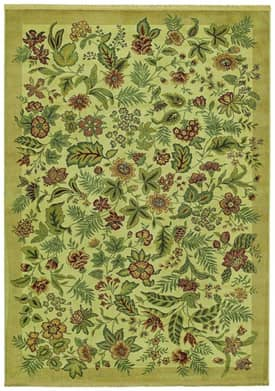 Shaw Tommy Bahama Home Olefin Garden Bloom Rug