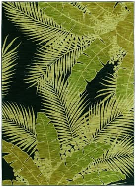 Shaw Tommy Bahama Home Nylon Carnival Palms Rug