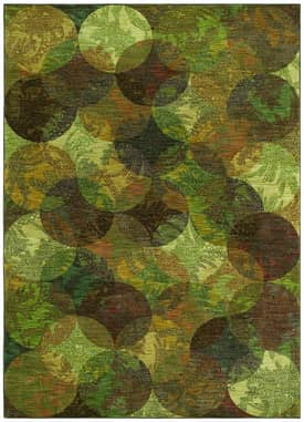 Shaw Tommy Bahama Home Nylon Calypso Night Rug
