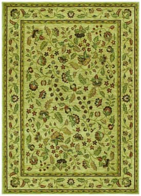Shaw Tommy Bahama Home Nylon Tapestry Garden Rug