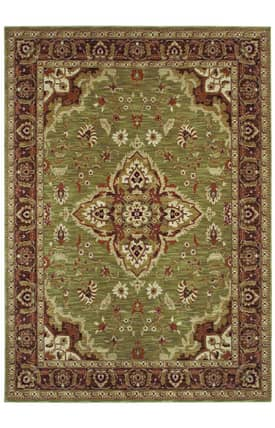 Shaw None Port Royal Medallion Rug