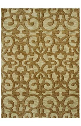 Shaw NA Island Lattice Rug