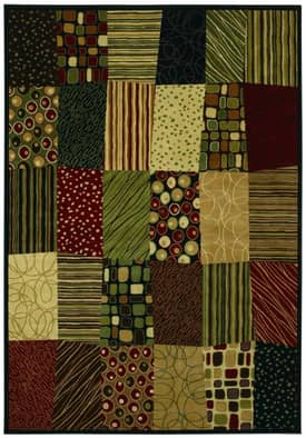 Shaw Inspired Design Jazz Age Rug