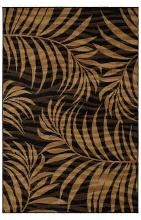 Shaw Open Line Jungle Rug