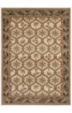 Shaw Beachside Green Cove Rug