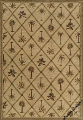 Shaw Tommy Bahama Home Nylon Palms Away Rug