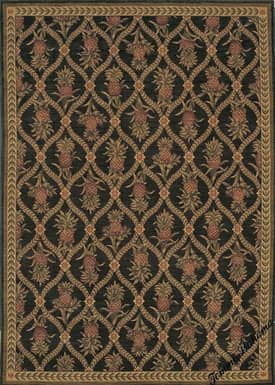 Shaw Tommy Bahama Home Nylon Lotsa Pineapples Rug