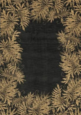 Shaw Tommy Bahama Home Nylon Jungle Tumble Rug